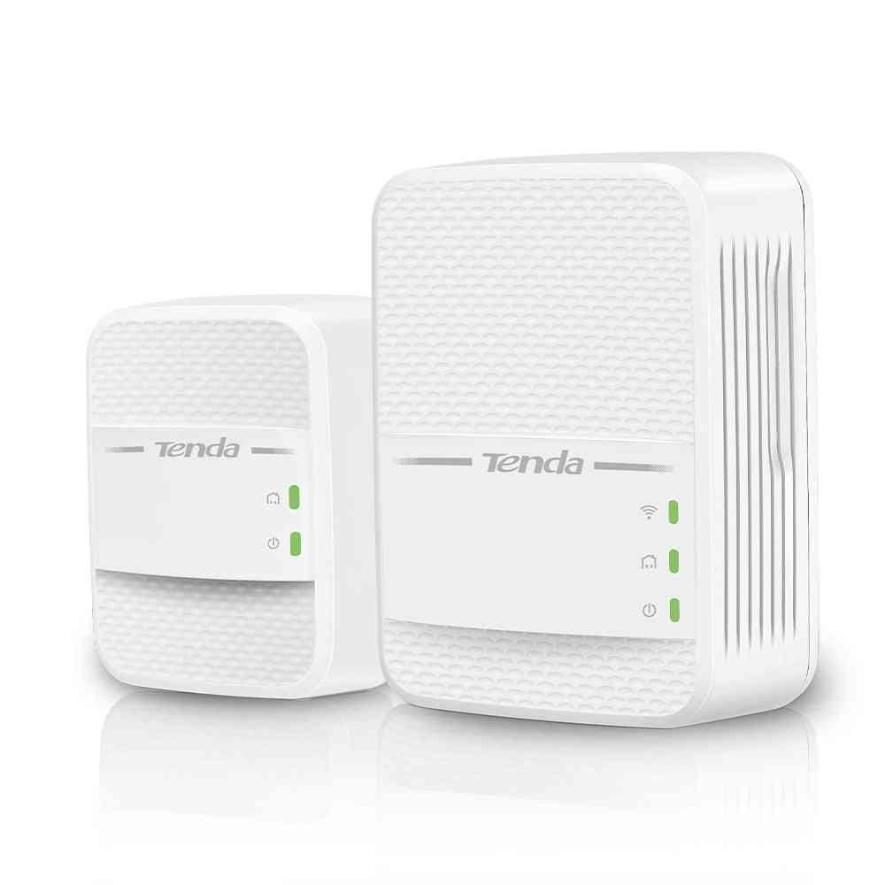 Ph10 Wireless Plc Wifi 2.4g/5ghz Dual Band Powerline Adapter Kit