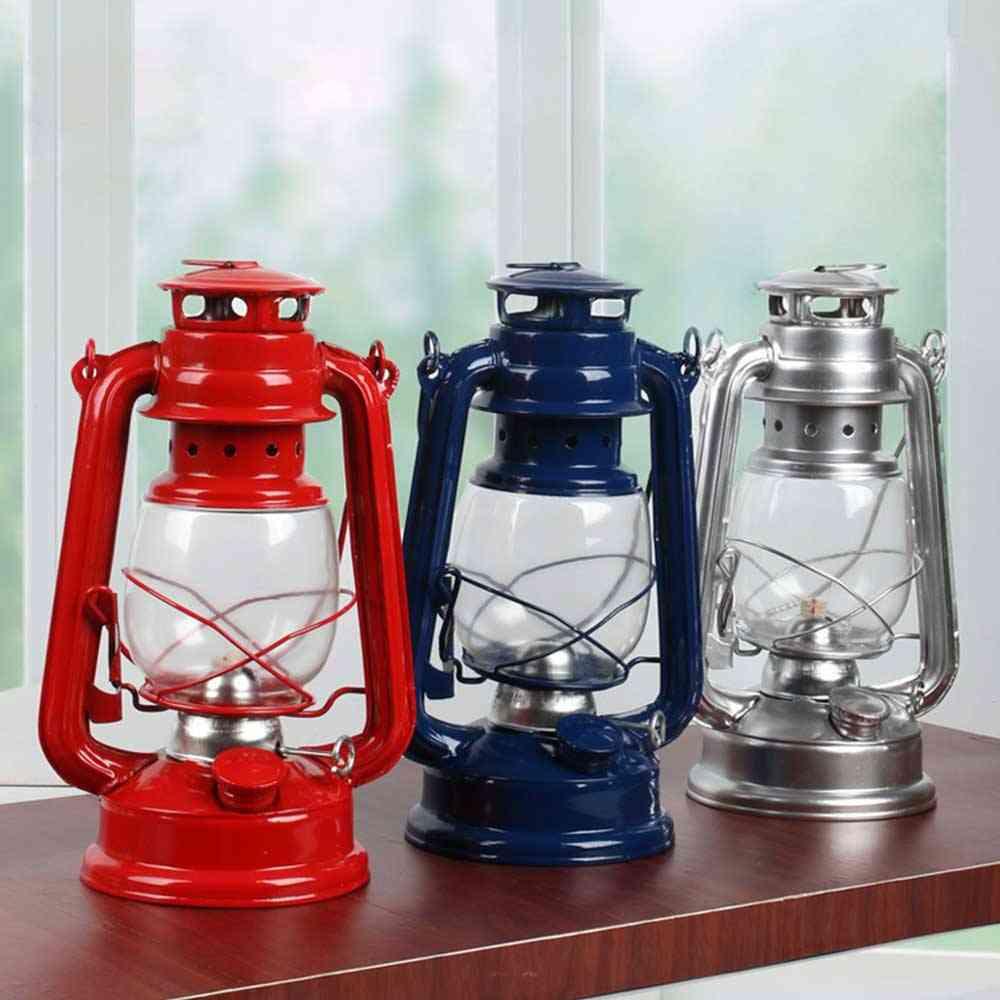 25cm Outdoor Camping Kerosene Lamp