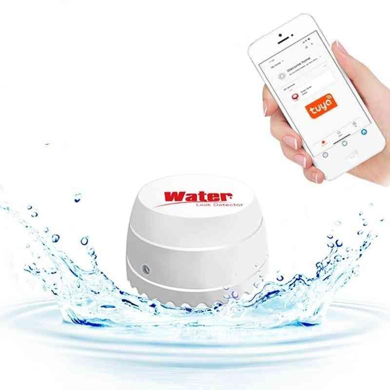 Wifi Water Detector Leakage Sensor Alarm