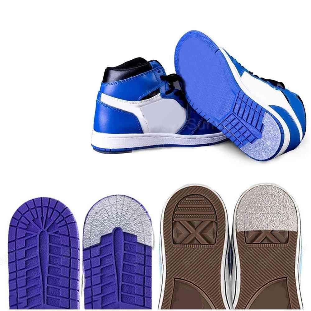 Wear-resistant Soles Sticker Rubber Outsole Shoes Care Anti-slip Pads