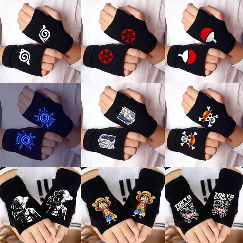 Anime Gloves Cosplay Costumes Accessories