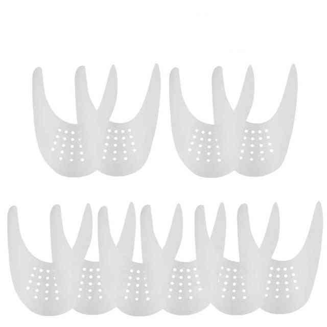 Anti Crease Washable Protector Bending Crack Toe Cap