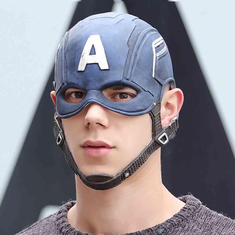Captain Masks Cosplay