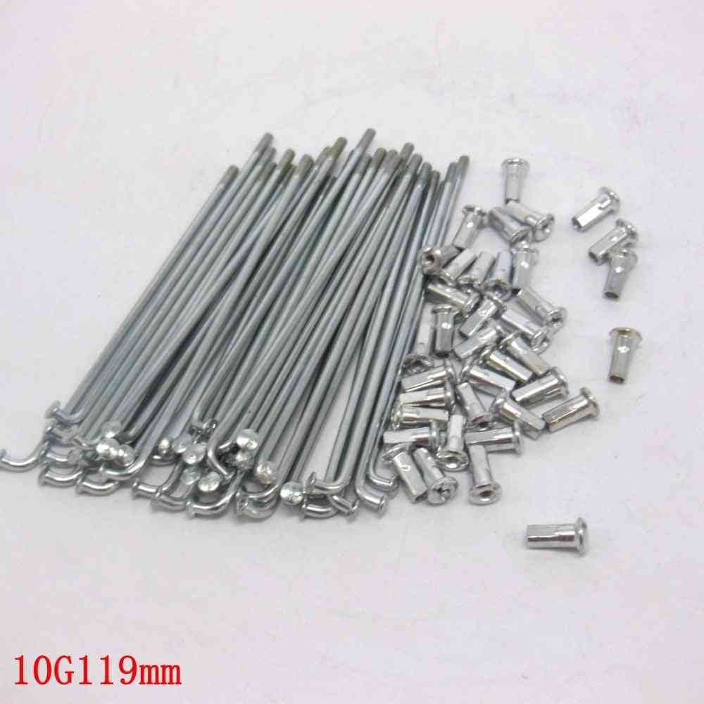 Electric Bicycle 10g Diameter3.0mm Length