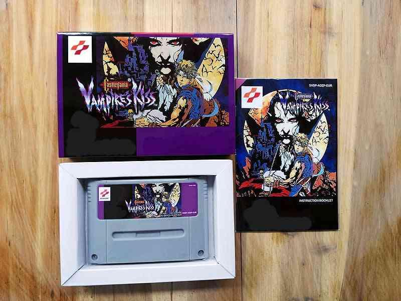 Games Castle Vania Vampire's