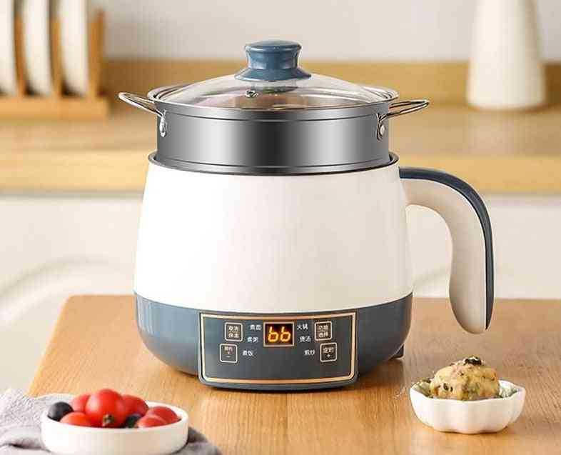 Cooking Machine Hot Pot Electric Rice Cooker Non-stick Soup