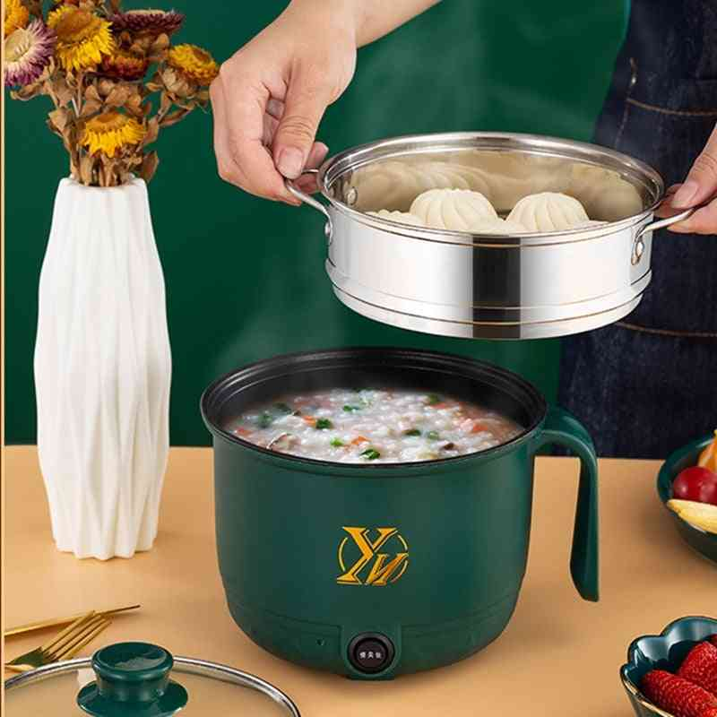Electric Cooking Machine Hot Pot Rice Cooker Non-stick Pan
