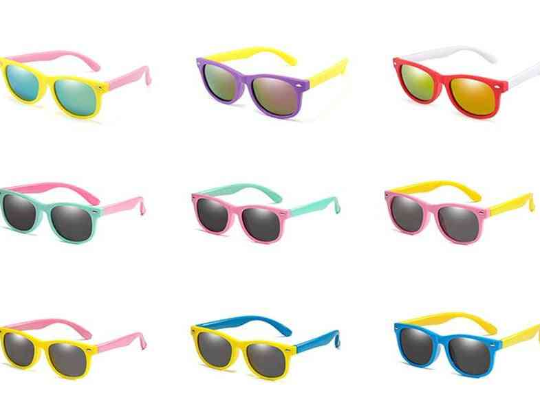 Boy Polarized Sun Glasses