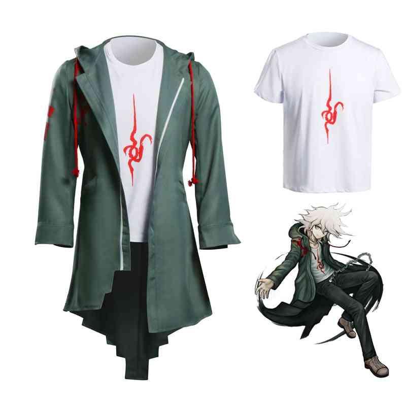 Women Men Adult Anime Clothes