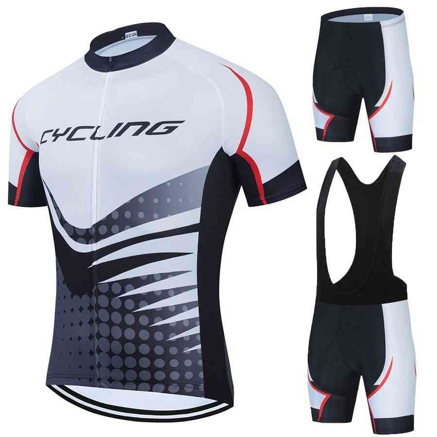 Cycling Clothing Comfortable Racing Bicycle Clothes Suit