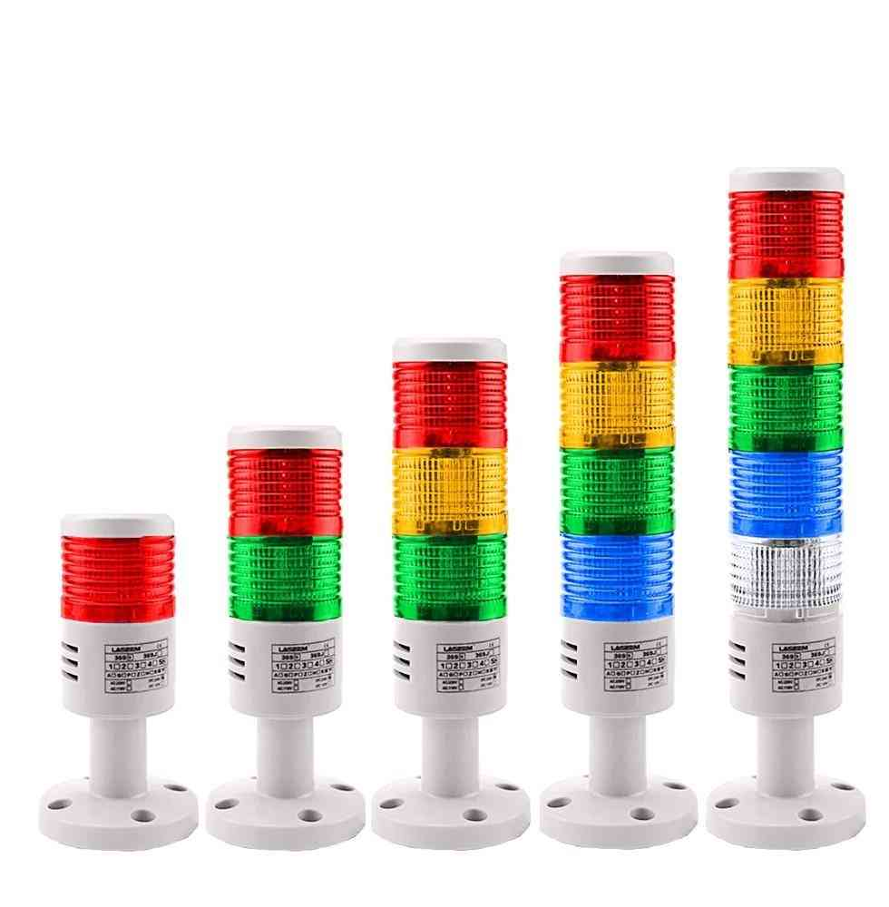 New Multi Functional Rotary Industrial Signal Tower