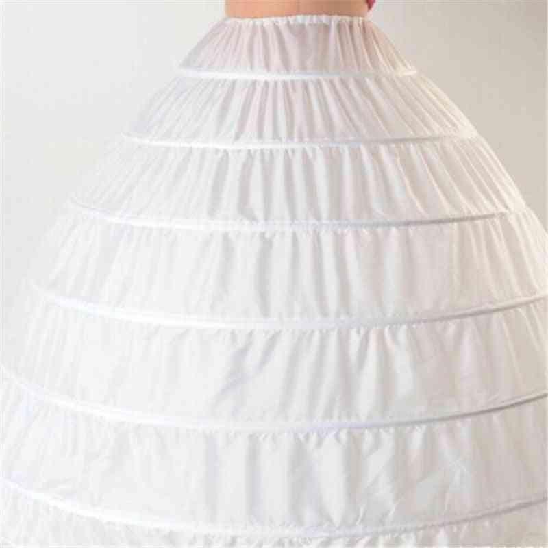 Ball Gown Dress Diameter Underwear Crinoline  Accessories