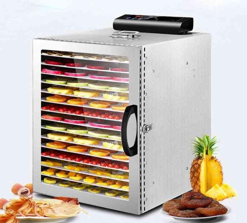 Automatic Fruit Dryer Dried Fruit Machine Food Dehydrator
