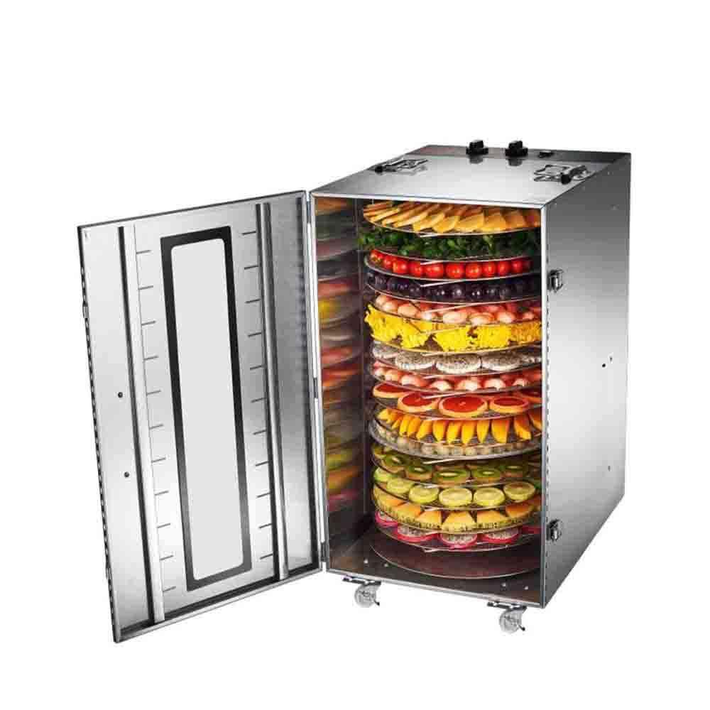 Dryer Large Dried Fruit Machine Dissolving Pet Food Meat Air Dryer