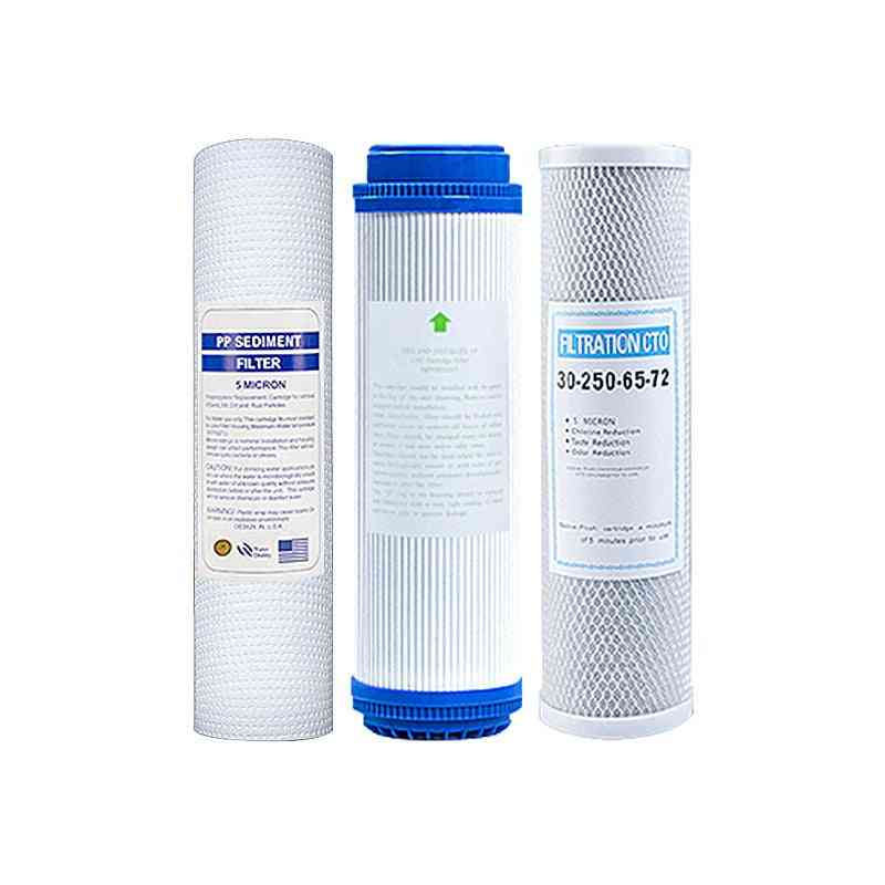 10 Inch Pp Cotton Particles Water Filter