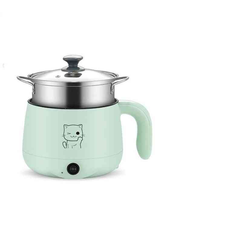 Electric Cooking Machine Hot Pot Multi Rice Cooker Non-stick Pan