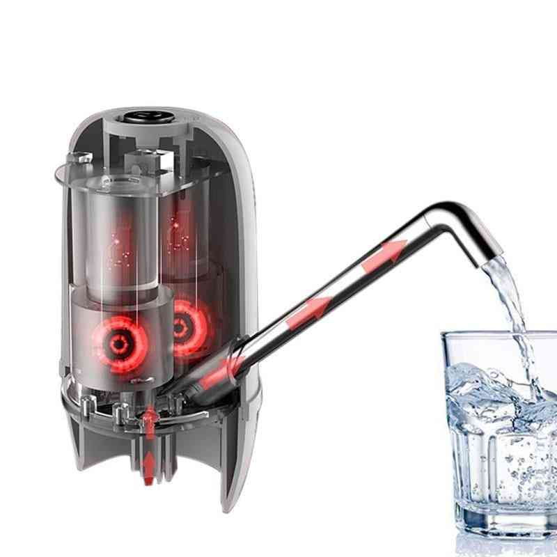 Double Pumps Powerful Automatic Water Dispenser