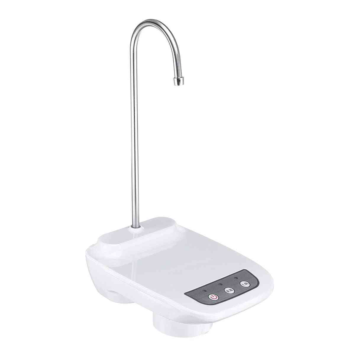 Wireless Portable Electric Auto Water Pump Bucket Bottle Dispenser