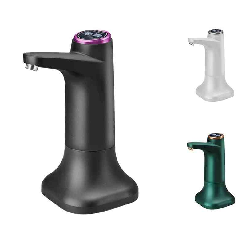 Electric Water Bottle Pump With Base