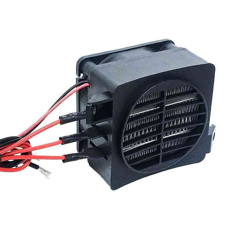 120w 24v Dc Thermostatic Egg Incubator Heater Ptc Fan