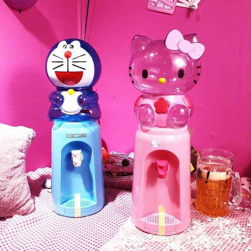 8 Glasses Of Water Mini Cartoon Water Dispenser