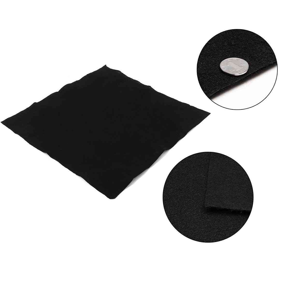 Activated Carbon Hepa Air Purifier Filter Fabric