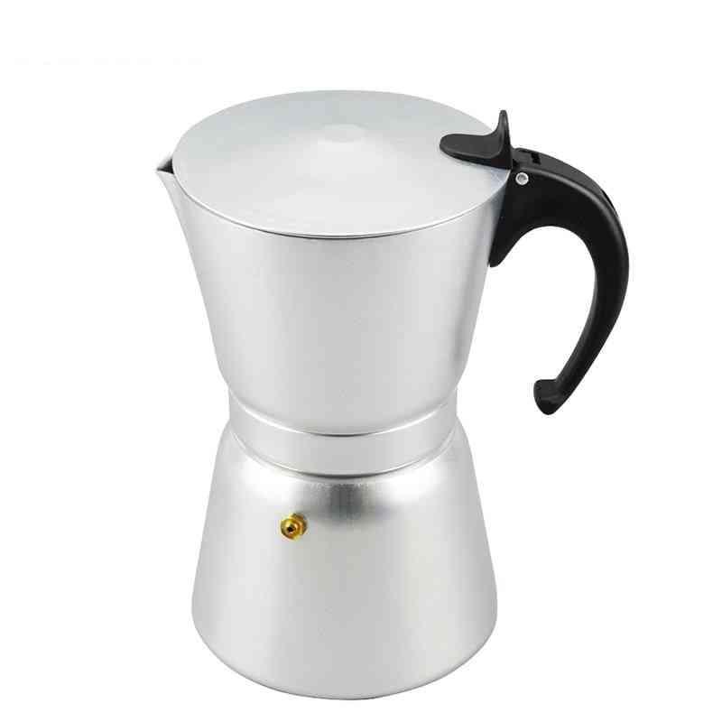 High Quality Aluminum Pot. Portable Coffee Maker Stove