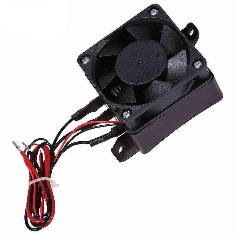 Fan Thermostatic Egg Incubator Heater Ptc Fan