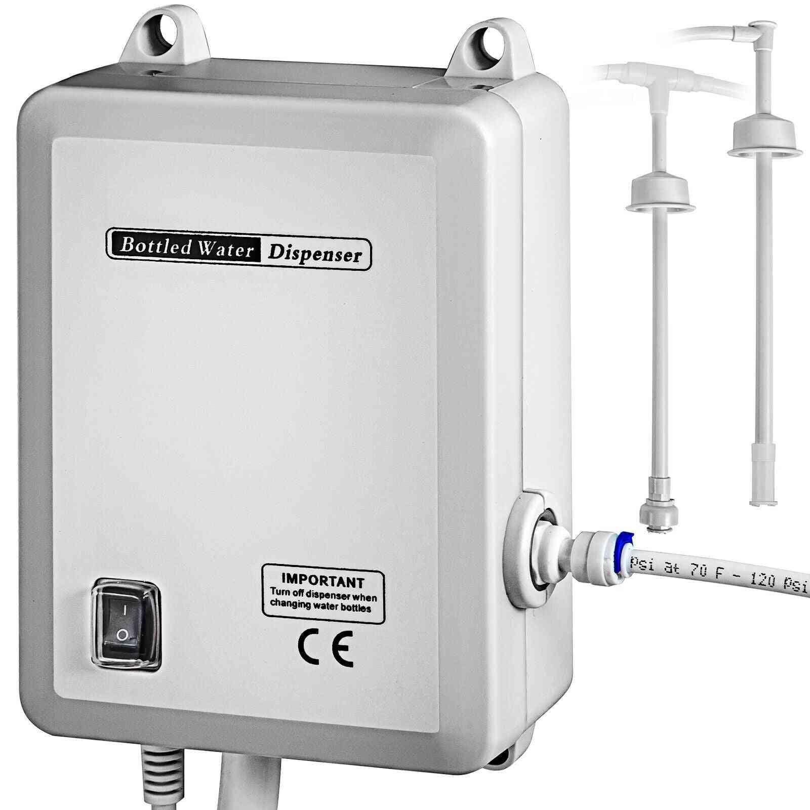 Water Bottle Dispenser Pump System
