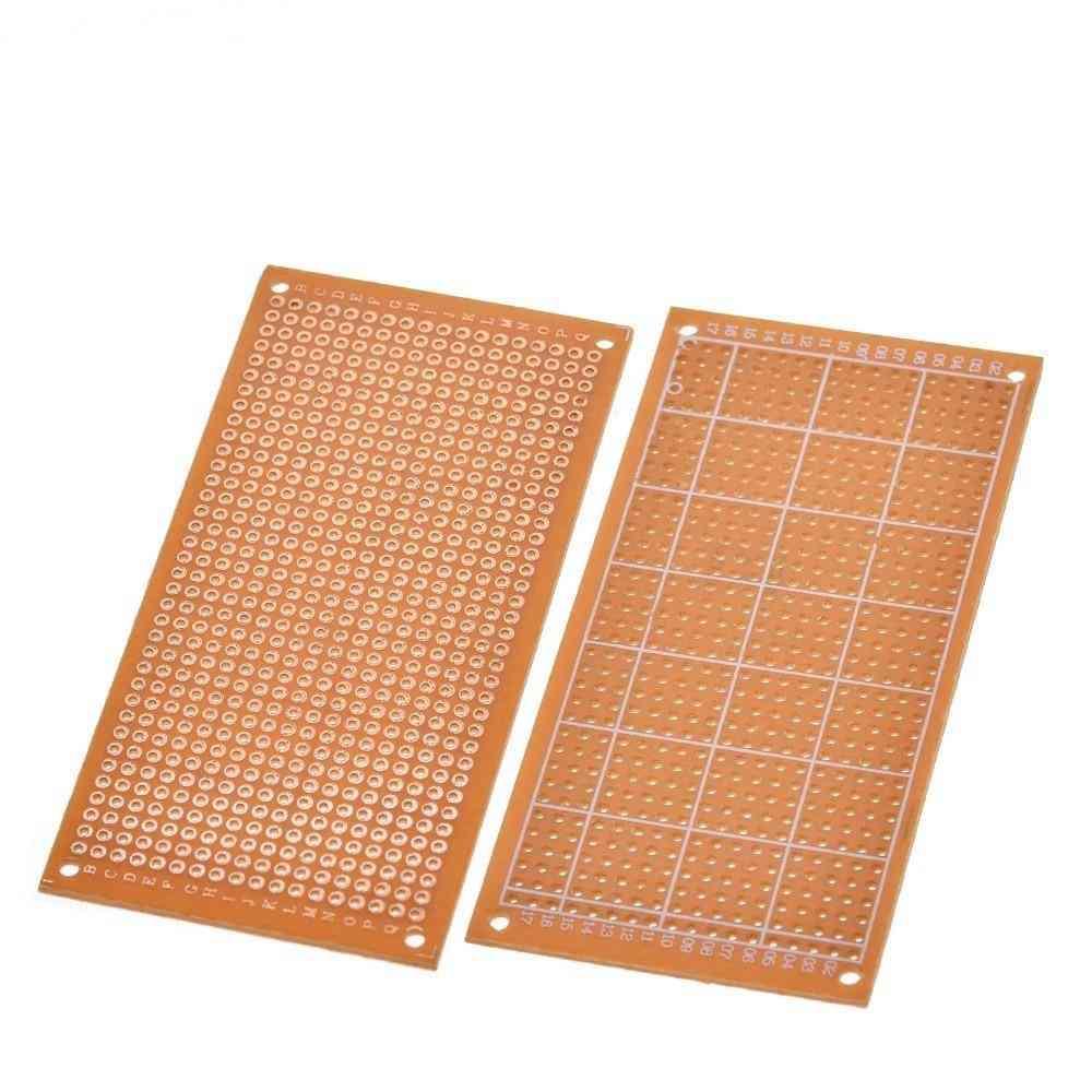 Single Side Universal Solderless Pcb Test Breadboard