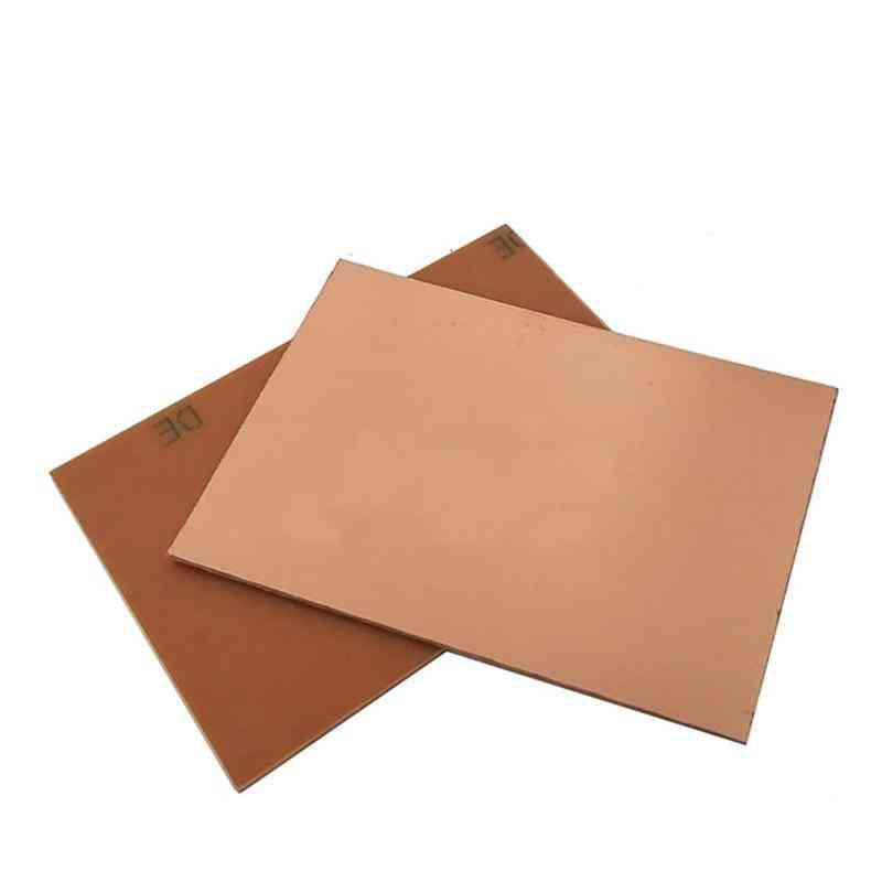Single Side Copper Clad Plate Diy Pcb Kit Laminate Circuit Board
