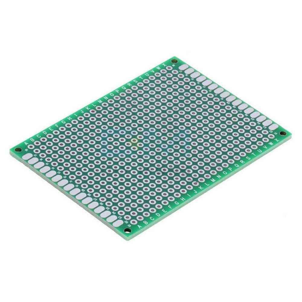 Double Side Prototype Universal Fr-4 Glass Fiber Pcb Board