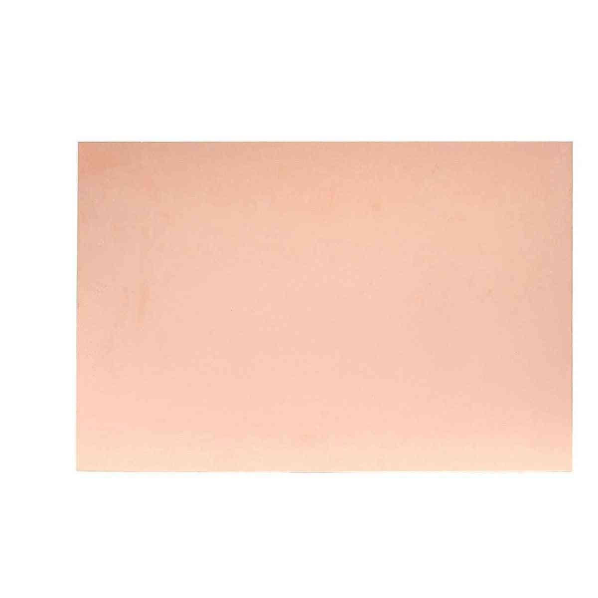 Fr4 Double Side Copper Clad Laminate