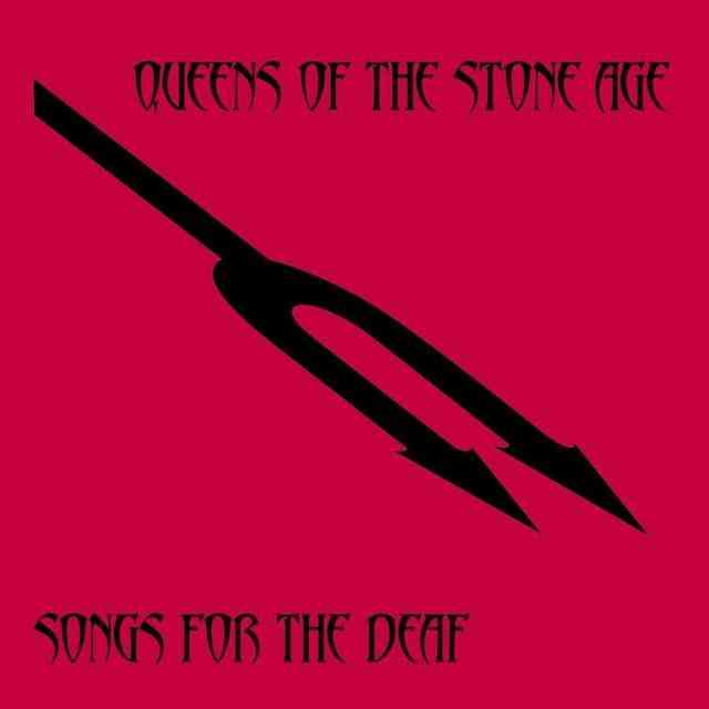 Queens Of The Stone Lp - Songs For The Deaf