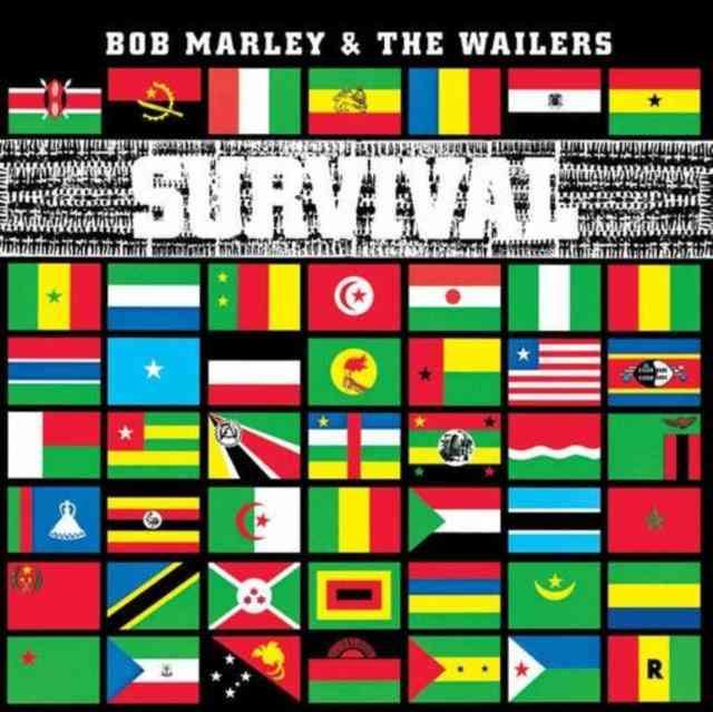 Bob Marley Lp - Survival