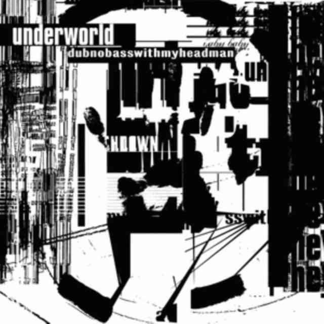 Underworld Lp - Dubnobasswithmyheadman