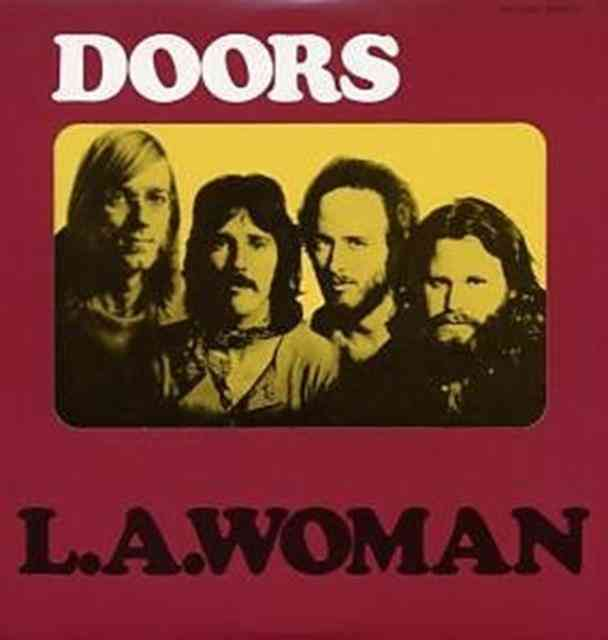 The Doors Lp - L.a. Woman