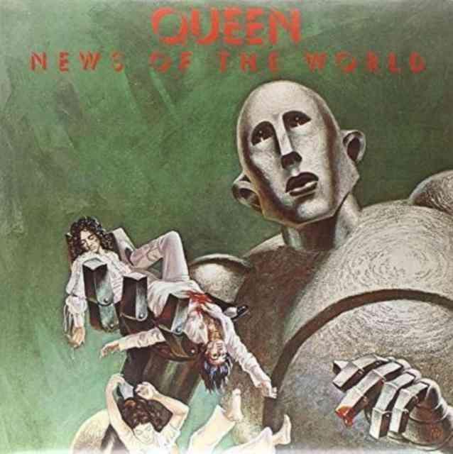 Queen Lp - News Of The World