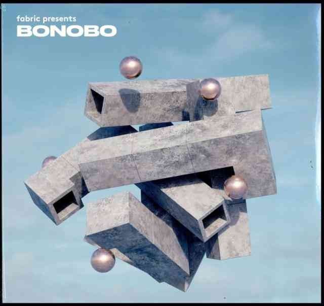 Various Artists Lp - Fabric Presents Bonobo