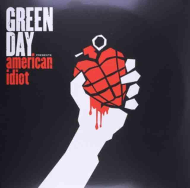 Green Day Lp - American Idiot