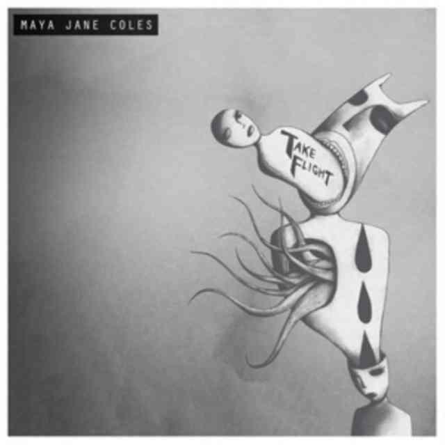 Maya Jane Coles Lp - The Flight