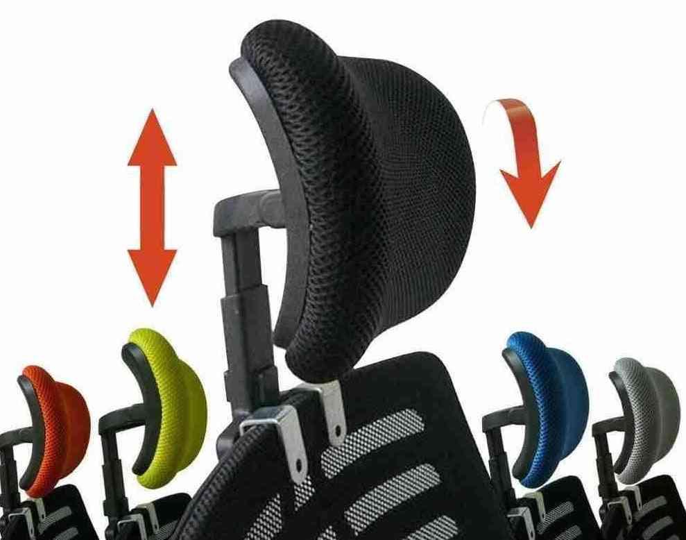Adjustable Headrest Office Chair