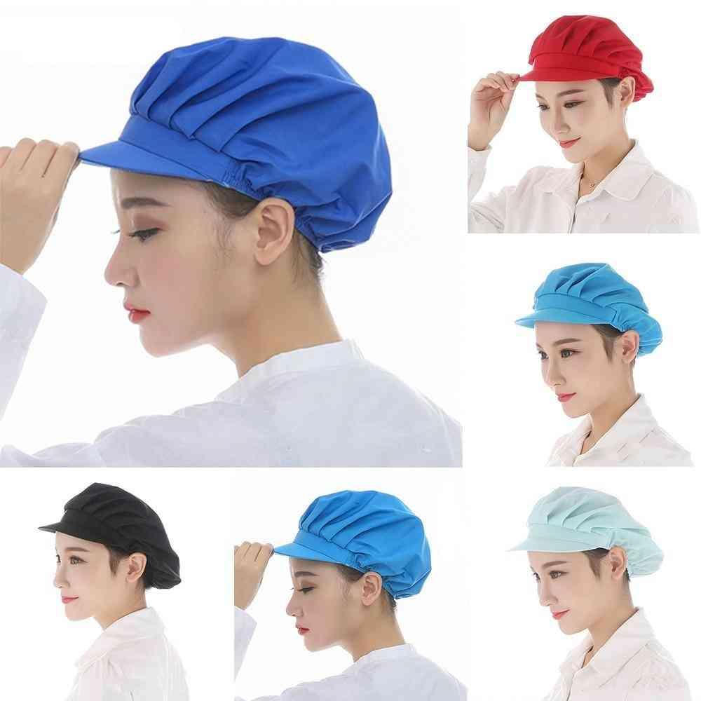 Hotel Cook Cap Restaurants Accessories Men Women Chef Hat