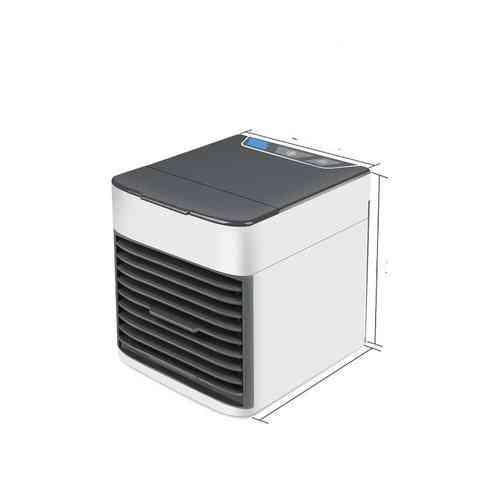 Mini Usb Air Cooler Portable Air Conditioner Humidifier Purifier 7