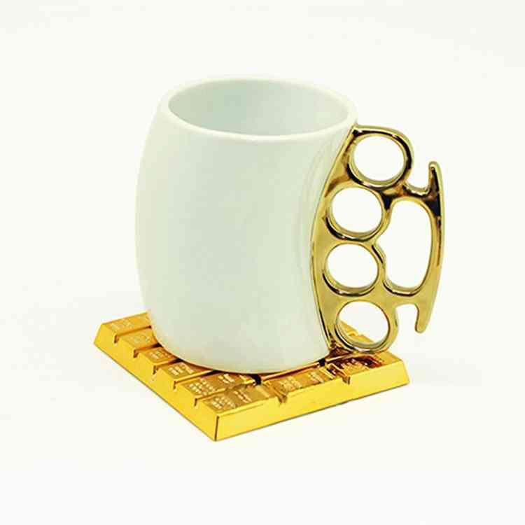 Gold Bullion Coasters