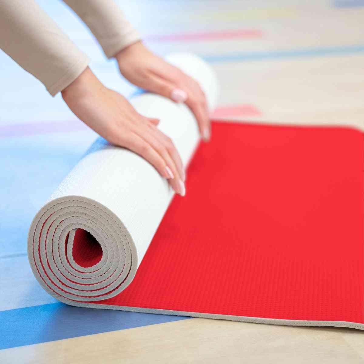 Bubblegum Yoga Mat