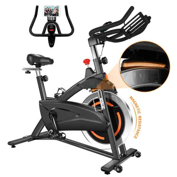 Indoor Spin Bike Cycling Stationary Exercise Bikes For Home Gym