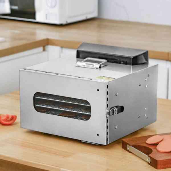 Stainless Steel Trays Food Dehydrator Machine