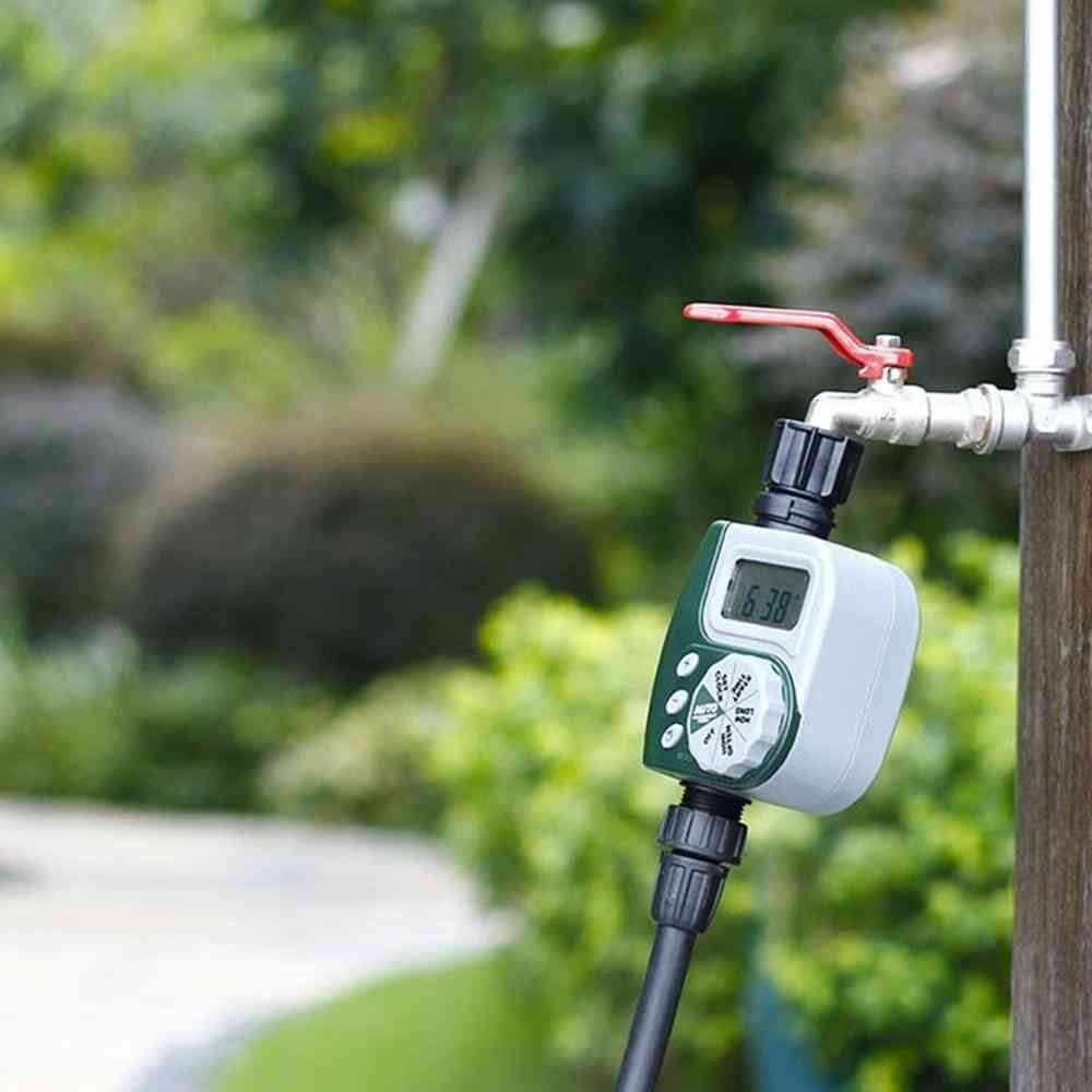 Hose Watering Timer Irrigation Automatic Water Timer For Garden